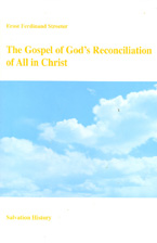 The Gospel of God's Reconciliation of All in Christ - Product Image